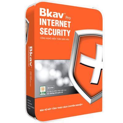 Phần mềm Bkav Pro Internet Security (1 năm/1 máy)