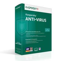 Phần mềm Kaspersky Anti-virus 2015 (1 năm - 1 máy)