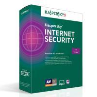 Phần mềm Kaspersky Internet Security (1 năm/1 máy)