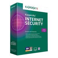 Phần mềm Kaspersky Internet Security (1 năm/3 máy)
