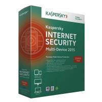 Phần mềm Kaspersky Internet Security (1 năm/5 máy)