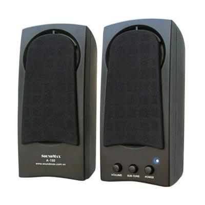 Loa máy tính 2.0 Soundmax A150