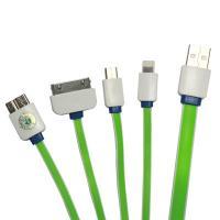 Cáp sạc USB 1m 4in1 (v8-i4-i6-n3-Sky)