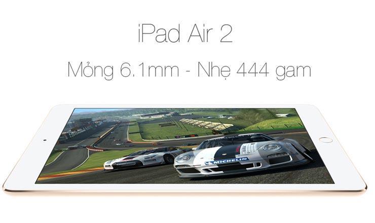 iPad Air 2 4G 64GB