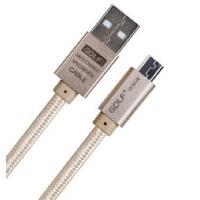 Cáp sạc Micro USB GOLF