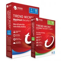 Phần mềm Trend Micro Internet Security 11