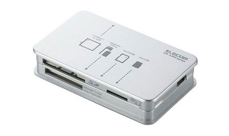 Đầu đọc thẻ nhớ Elecom MR-A39