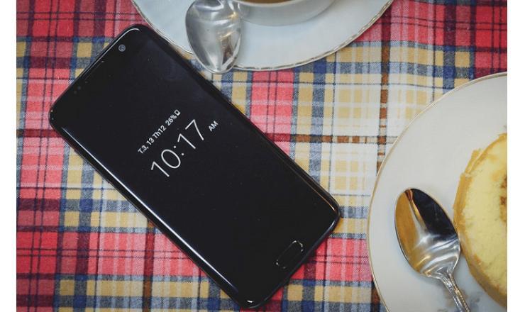 Điện Thoại Samsung Galaxy S7 Edge Đen Ngọc Trai