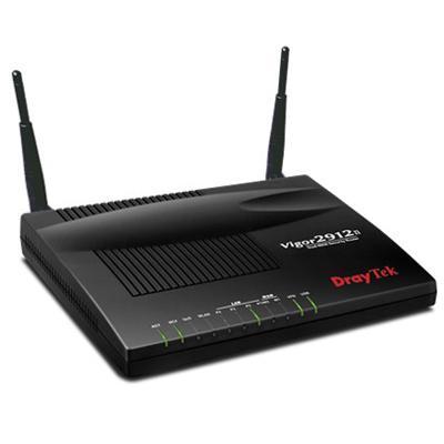 DrayTek Vigor 2912Fn Fiber Router Wifi cân bằng tải