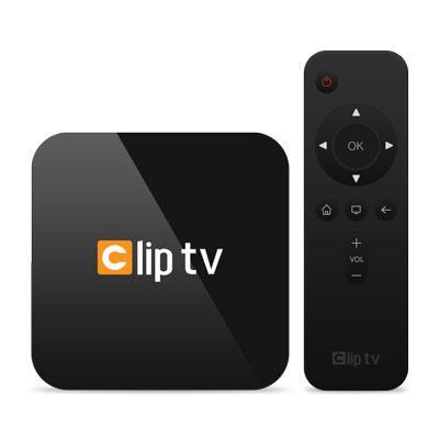 Thiết bị truyền hình Clip TV Box