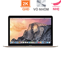 Apple Macbook 12inch MMGL2 Core M 1.1G/8GB/256GB/MacOS (2016)