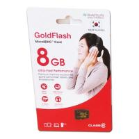 Thẻ nhớ 8GB Gold Flash Class 6