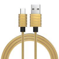 Cáp sạc Type C USB iWalk (Vàng)