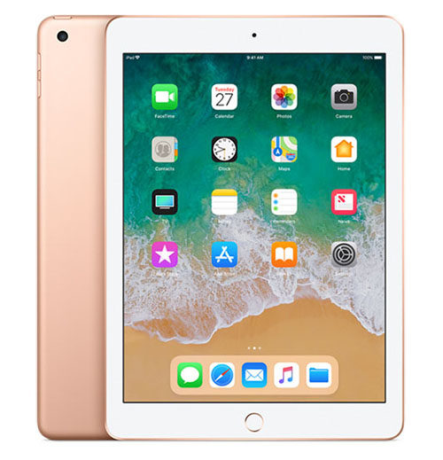iPad New Gen 6 2018 4G 128GB Vàng