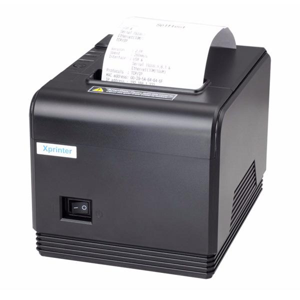 Máy in nhiệt, in hóa đơn Xprinter XP-Q200