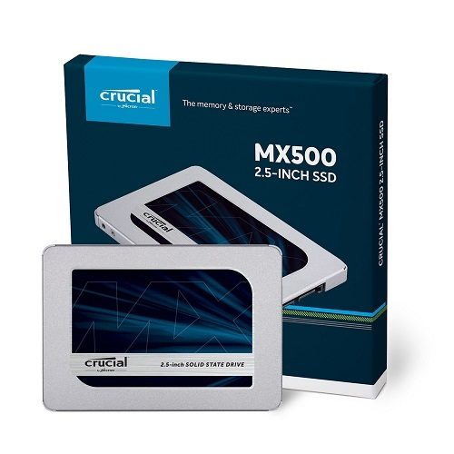 Ổ cứng SSD gắn trong Crucial 1T CT1000MX500SSD1