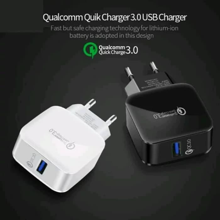 Cục Sạc Nhanh Original Hỗ Trợ Quick Charge 3.0