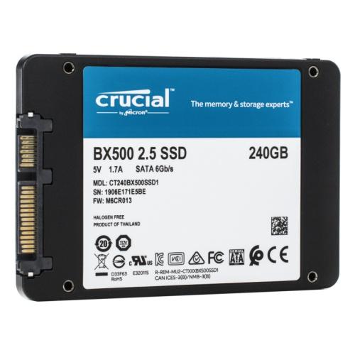 Ổ cứng SSD 2.5 240GB Crucial Sata