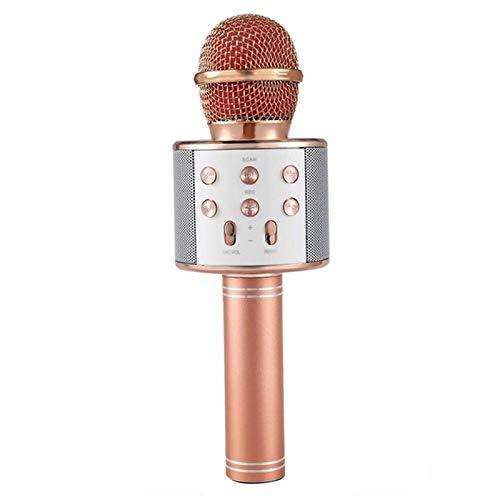 Mic karaoke Bluetooth WS-858