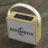Loa Bluetooth Karaoke Mini BoomBox
