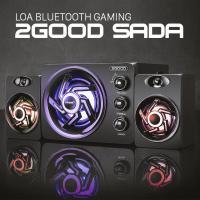 Loa máy tính 2.1 2 Good SaDa D209UBT