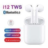 Tai Nghe Bluetooth True WireLess TWS i12