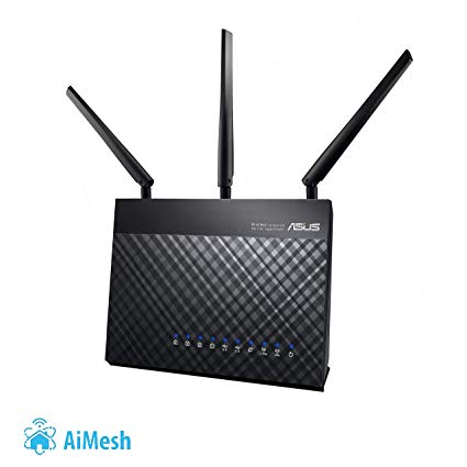 Bộ định tuyến Router Wifi ASUS RT-AC68U băng tần kép