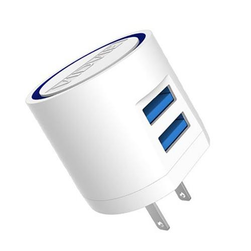 Bộ sạc iPhone Vidvie PLM301 2 cổng USB