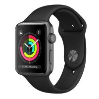Apple Watch S3 GPS- LTE 42mm Đen cũ