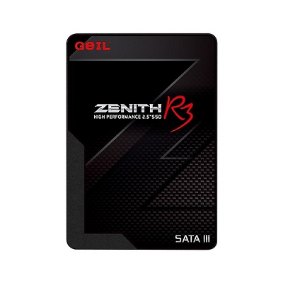 Ổ cứng SSD 128GB Geil Zenith R3 Sata III 2.5 inch TLC (GZ25R3-128G)
