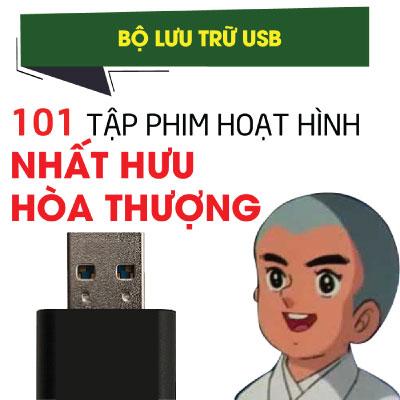 USB 101 Câu Chuyện Hoạt Hình Nhất Hưu Hòa Thượng