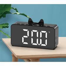 Loa di động Bluetooth HOCO HK7 có đồng hồ