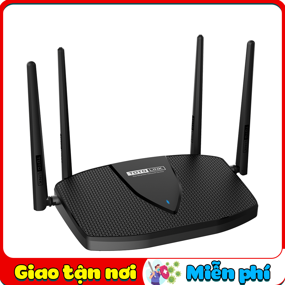 Router Wifi Totolink X5000R