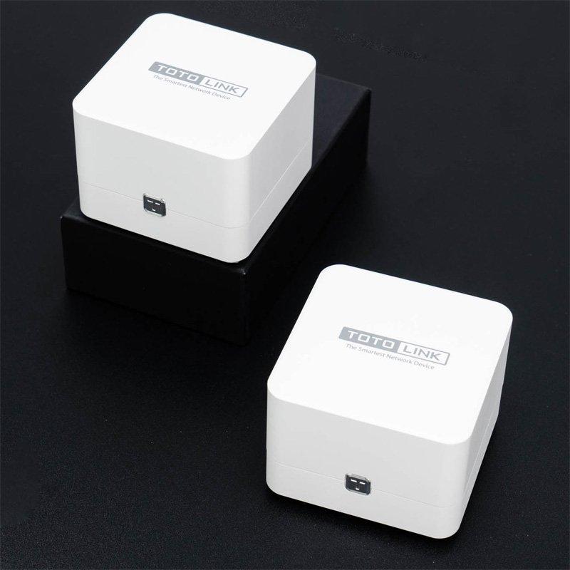 Router Wi-Fi chuẩn AC1200, Mesh Router (bộ 2u)